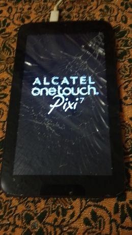 Продам планшет ALCATEL onetouch pixi7