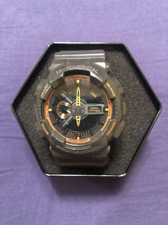 Годинник часы casio g-shock