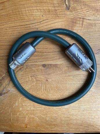 Kabel zasilający Furutech FP-TCS31, 1m, wtyki Viborg rodowane