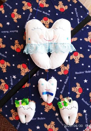 Зуб зубки іграшка игрушка стоматолог подарок