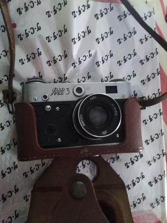 Фотоапарат ФЕД...