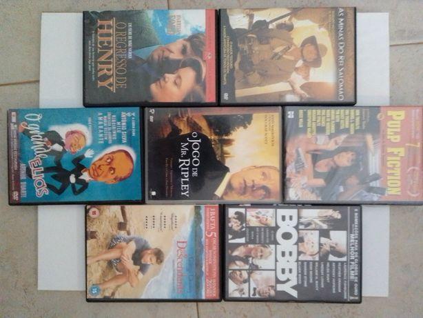 Dvd x 7 (Filmes)