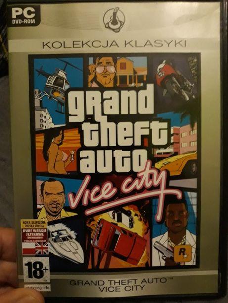 GTA Grand Theft Auto Vice