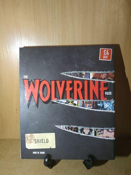 Marvel - The Wolverine Files - M W.Barr - Komiks