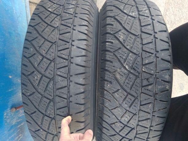 Шины Michelin latitude cros