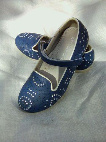 Туфли-балетки детские