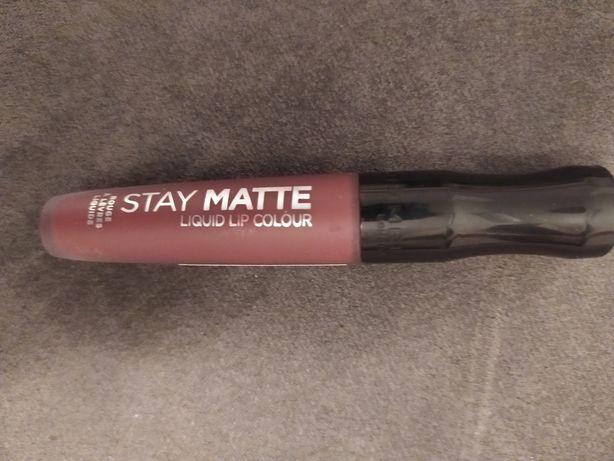 Rimmel Stay Matte pomadka matowa w płynie