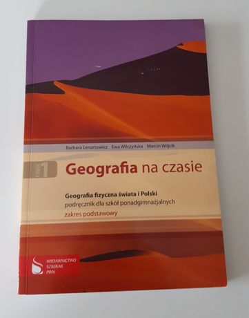 Geografia na czasie cz. 1 * PWN * 2007 ***