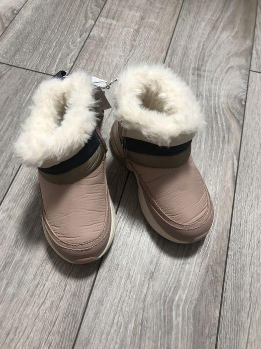 сапожки, сапоги , ботинки Zara Киев - изображение 1