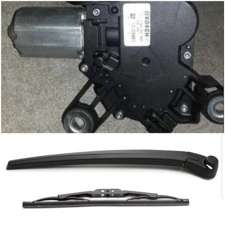 Motor + escova(traseira) opel astra H