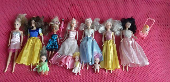 Куклы разнообразные