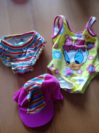 Strój kąpielowy dla dziewczynki 3-6 miesięcy