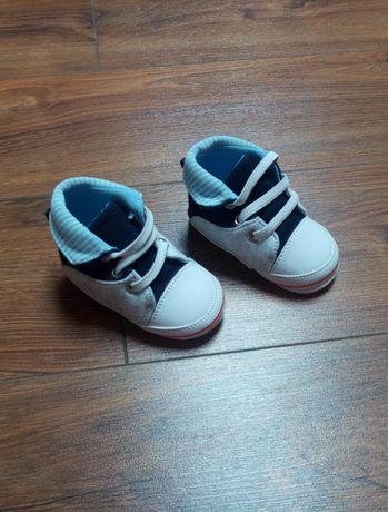 Buty niechodki dla chłopca 18 nowe