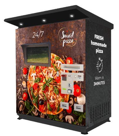 Проекты для инвестирования в торговые автоматы. Вендинг.