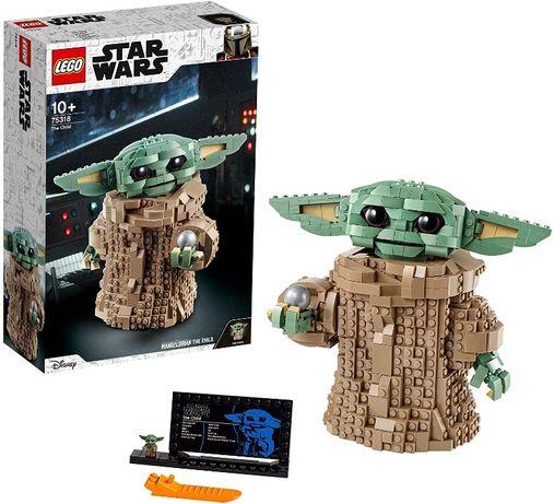 Lego Star Wars - The Child (Baby Yoda) - NOVO, EM CAIXA