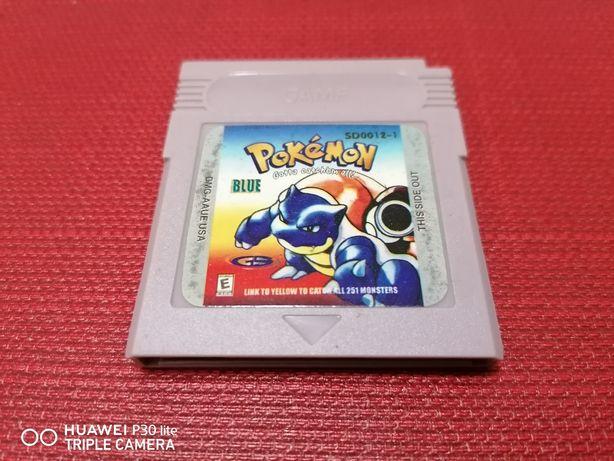 Jogo game boy Pokémon.