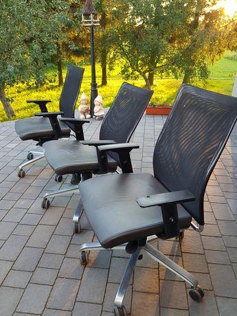 2x Fotele biurowe dobry stan