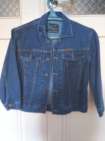 Куртка джинсова хлопчача