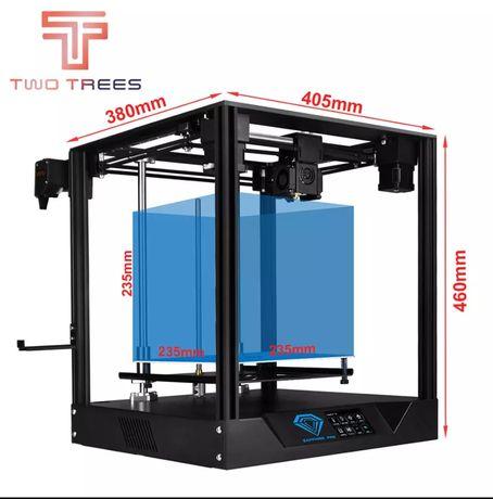 Sapphire Pro-1 Two Trees 3D принтер 3Д