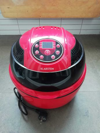 Fritadeira ar quente Klarstein VitAir