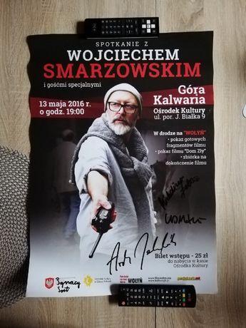 Sprzedam plakat. Wojtek Smarzowski. Dla fana.