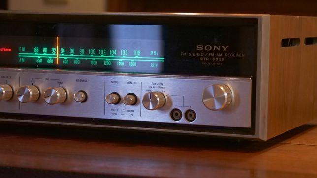 Receiver Sony 6036