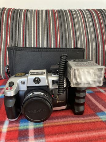 Aparat fotograficzny Canomatik stary