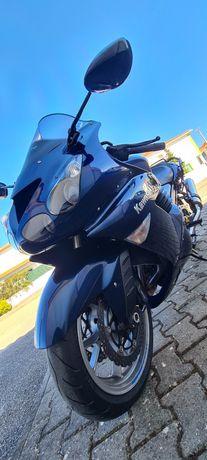 Vendo Kawasaki ZZR 1400