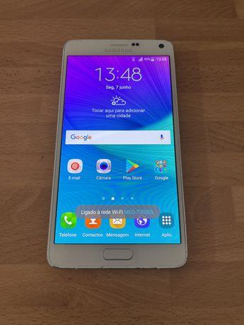 Samsung galaxy note 4 desbloqueado(ACEITO RETOMA)