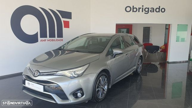 Toyota Avensis SW 2.0 D-4D Exclusive +GPS