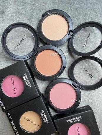 Румяна Mac cosmetics