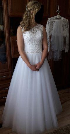 Suknia ślubna. Cena do negocjacji.