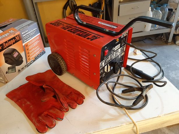 Продам сварочный аппарат AC WELDER BX1-160C