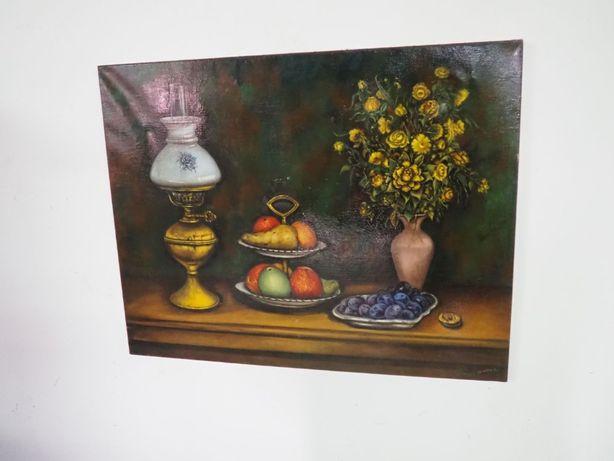 Obraz olejny na płótnie MARTWA NATURA 069