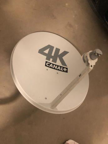 Antena Satelitarna Talerz C+4K