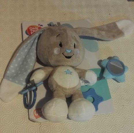 My activity Bunny - boneco de actividades para bebés