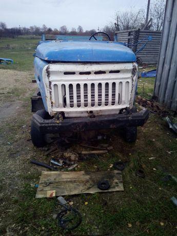 Трактор, мінітрактор саморобний