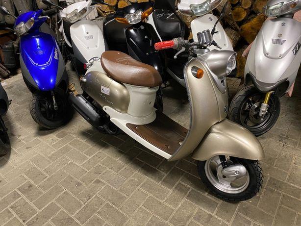 Японские скутеры Yamaha Vino