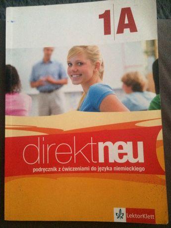 Podręcznik język niemiecki direktneu 1a