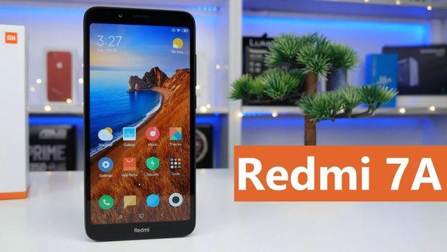 Смартфон Xiaomi Redmi 7A 3/32Gb //4000mAh//Новые !