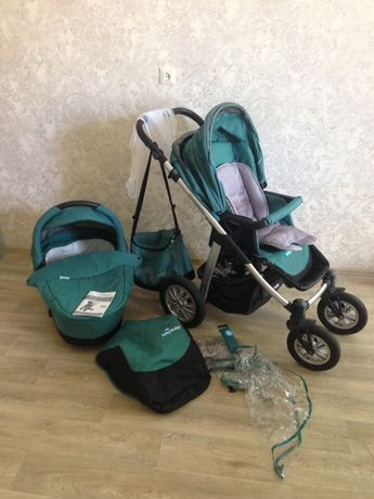 коляска baby design group lupo