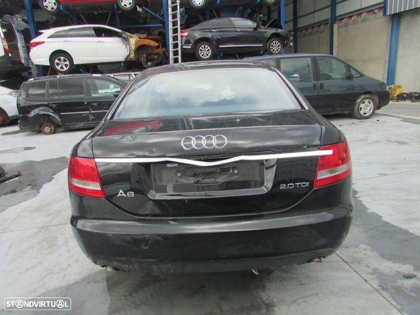 Peças Audi A6 2.0 TDI do ano 2007 (BRE)