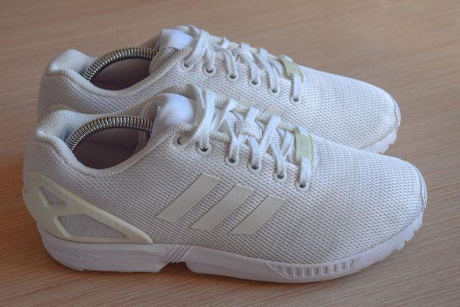 Adidas Flux białe rozmiar 40 2/3 bieganie