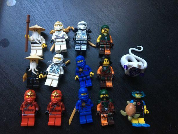 Lego ninjago figurki ludziki postacie klocki ninja mix