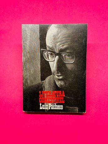 Literatura Comestível - Luiz Pacheco