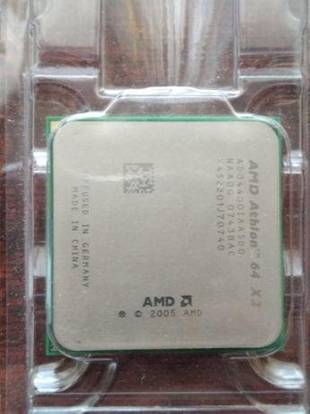 Процессор AMD Athlon 64 x2 4400+ с кулером