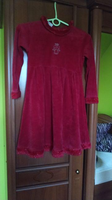 Sukienka dziecięca rozmiar 116