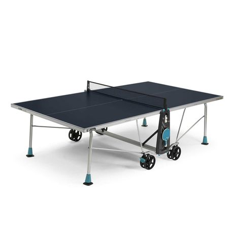 Stół tenisowy Cornilleau 300X DELTA outdoor - niebieski