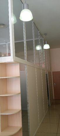 Алюминиевый профиль для перегородок и фасадных конструкций