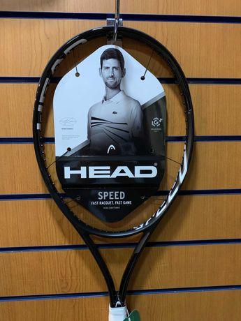 Теннисная ракетка Head Speed MP Black 2021